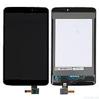 ✅Дисплей LG G Pad 8.3 V500 (3G версия), с тачскрином, черный
