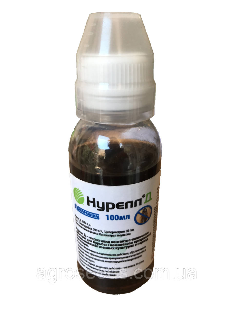Инсектицид Нурелл-Д 100 мл