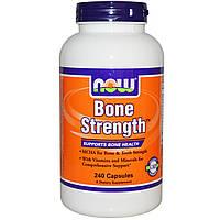 Витамины для костей, Now Foods,  240 капсул