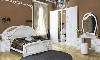 Модульна спальня Лулу Миро-Марк