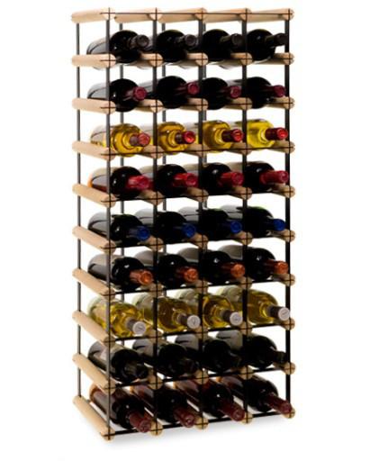 Винная полка RW-8 4x9 для 36 бутылок