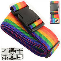 Ремень для чемодана R82827, 2 м, Ремень на чемодан, Ремень для сумки купить отдельно
