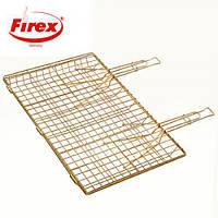 """Решетка - гриль """"Firex"""" плоская большая 55х60х35 см"""