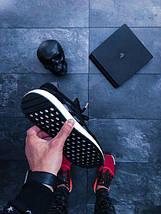 Мужские кроссовки adidas Iniki Runner Black White ( Мужские / Женские ), фото 3