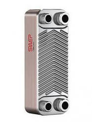 Пластинчатый теплообменник Swep E6Tх12 (12 пластин) (Швеция)
