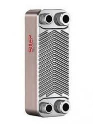 Пластинчатый теплообменник Swep IC6х16 (16 пластин) (Швеция)