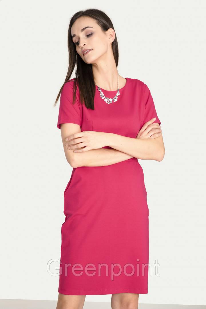 Сукня на короткий рукав з пояском  продажа f2d33a10564a5