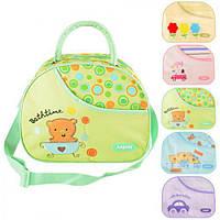 Сумка дорожная для мамы J00767 полиэстер, 27*23*12см, разные цвета, чемодан, сумка дорожная, сумки, дорожные чемоданы, чемоданчик