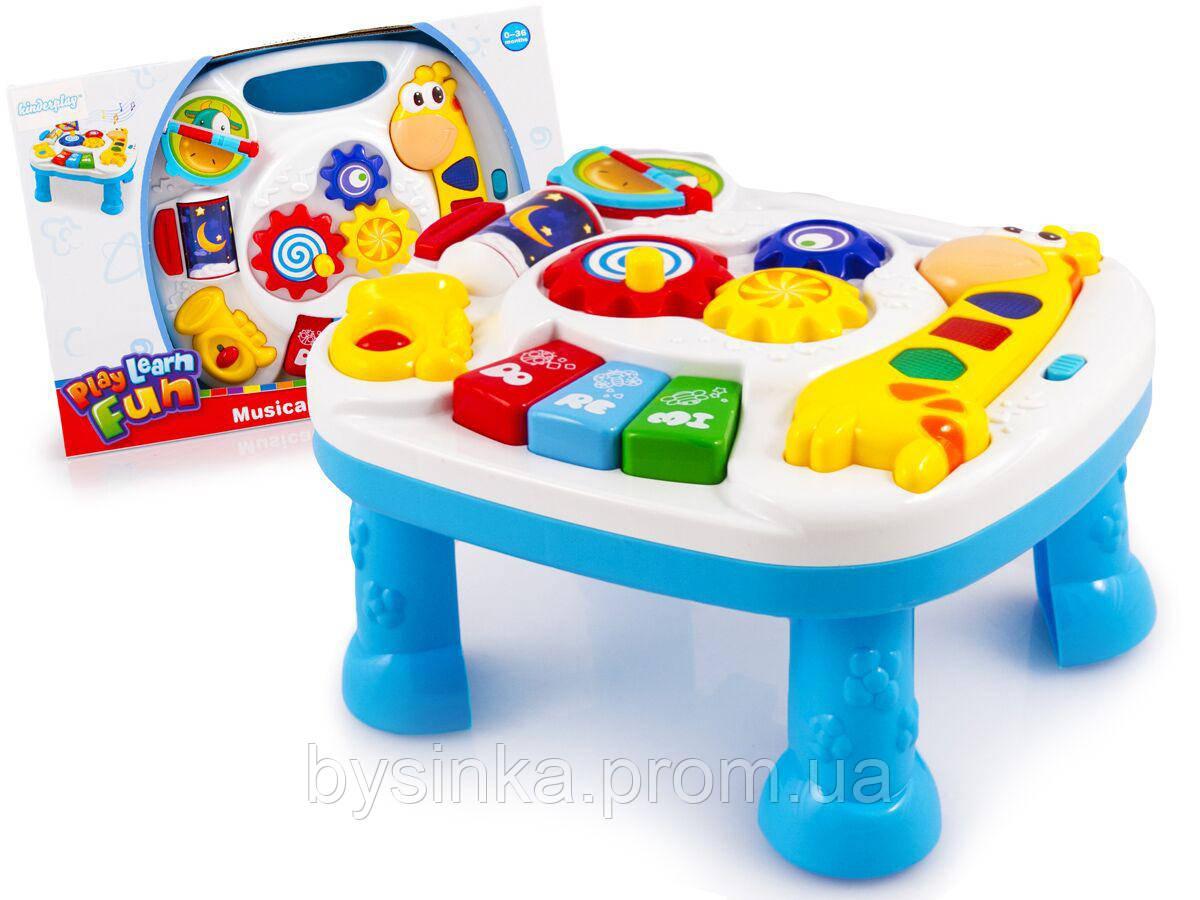 Интерактивный столик Жираф марки Kinderplay