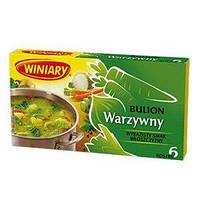 Кубик обезжиренный Овощной Winiary