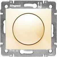 Светорегулятор поворотный Legrand Valena 40-400Вт 774161 слоновая кость