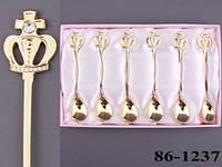 Набор чайных ложек Lefard 6 предметов 86-1237