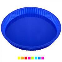 Форма силиконовая Stenson круг 25х3 см