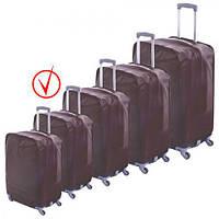 """Чехол для чемодана """"Safety"""" R17801 полиэстер, 22 дюймов, водоотталкивающий материал, отверстия для колес, застежка-липучка, защитный чехол для"""