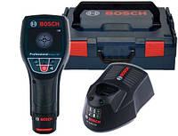 Детектор скрытых конструкций и проводки BOSCH D-TECT 120