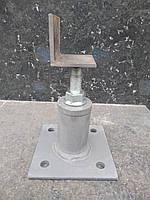 Опора регулируемая металлическая 110-195