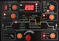 Инвентарный сварочный аппарат TIG ACDC MINI JET 200