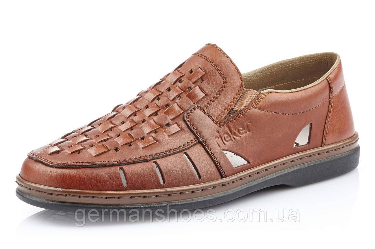 2e4dc4cf Туфли мужские Rieker 12389-24 - Интернет-магазин обуви