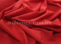 Ткань супер- софт красный