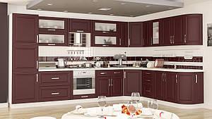 Кухня Гамма матовая Мебель Сервис