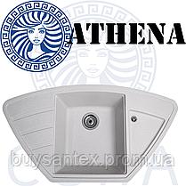 Кухонная мойка Cora - Athena Ivory, фото 2