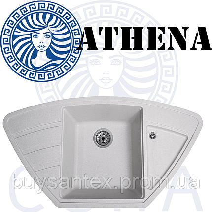 Кухонная мойка Cora - Athena Grey, фото 2