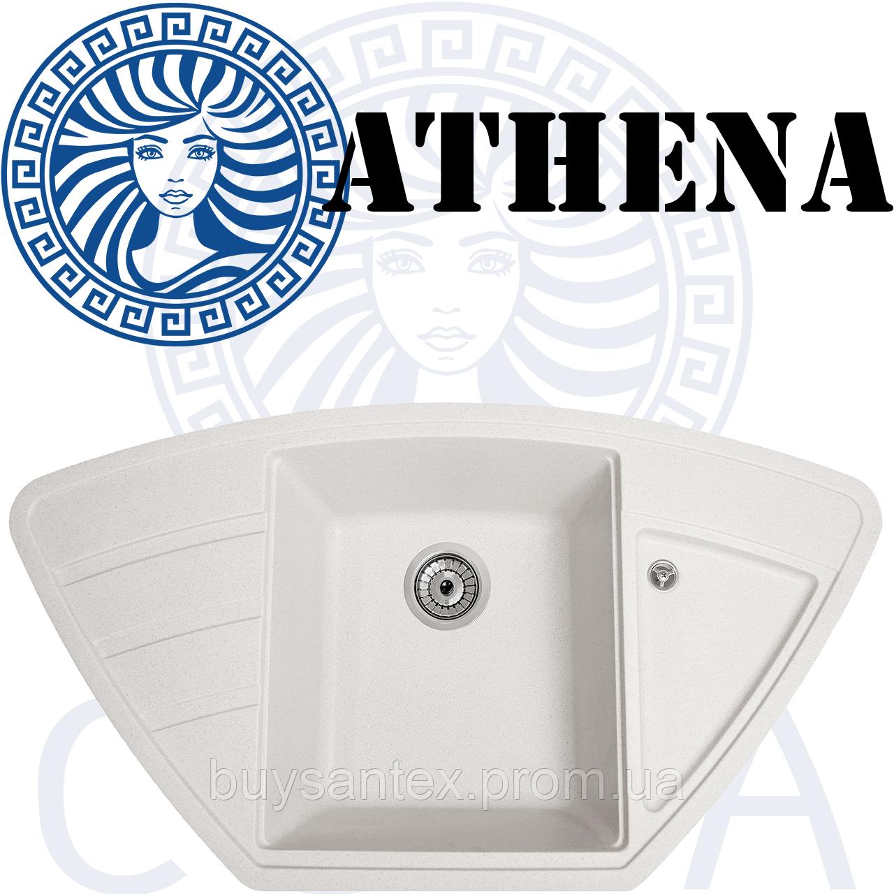 Кухонная мойка Cora - Athena Ivory