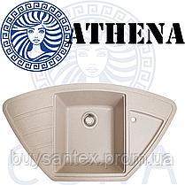 Кухонная мойка Cora - Athena Ivory, фото 3