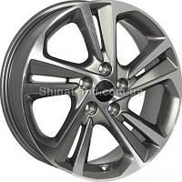 Литые диски Zorat Wheels ZF-TL0422 7x17 5x114,3 ET53 dia67,1 (GMF)