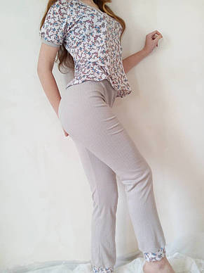 пижама, домашний костюм р 44, фото 2