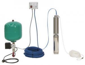 Скважинный насос Wilo-Sub TWU 4-0214EM (комплект) (Германия)