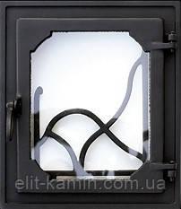Дверцы для камина Delta Rama (350х405)