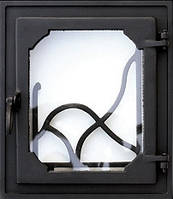 Дверцы для камина Delta Rama (350х405), фото 1