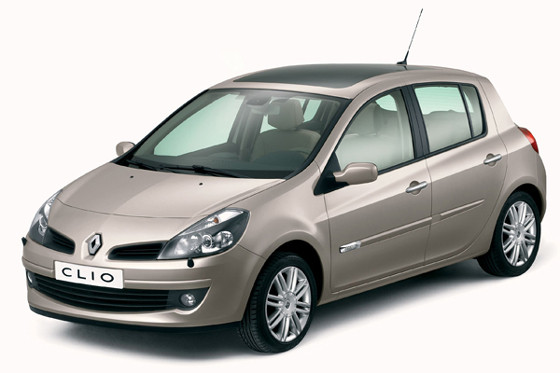 Renault Clio III (09.2005-)