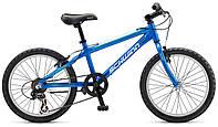"Велосипед 20"" Schwinn Mesa Boys 7 2014 blue"