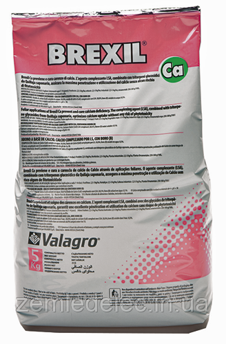 Удобрение Brexil Ca (Брексил Са) 5 кг. Valagro