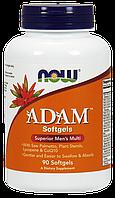 Now Adam Superior Men's Multi 90 softgels