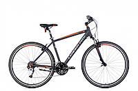 Кроссовый велосипед LEADER FOX Daft Gent 19' 2017
