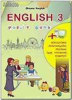 3 клас | Англiйська Мова підручник | Карп'юк