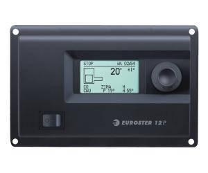 Euroster 12P - управляет механизмом подачи топлива, фото 2