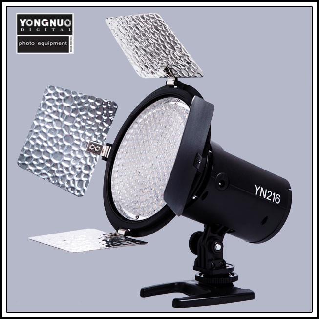 Студийный LED свет Yongnuo YN-216 (YN-216) - zaDeshevo.com.ua в Киеве