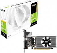 Видеокарта Palit GT730 1GB (NE5T7300HD06-2081F) (64bit/5000MHz), фото 1