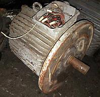 Электродвигатель електродвигун двухскоростной 4АМ 132 S6/4 4 кВт 1000 об/мин и 4,5 кВт 1500 об/мин