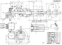 Аппарат обдувки типа ОН невыдвижной ТУ  24.03.1519-88