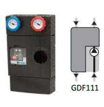 Насосная группа Esbe GDF 111 Flexi прямой подачи (арт. 61200100) (Швеция)