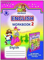 2 клас | Англійська мова. Робочий зошит Несвіт | Генеза