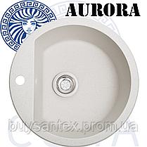 Кухонная мойка Cora - Aurora Black, фото 2