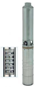 Погружной скважинный насос SPERONI SUMOTO SPM 50-20, фото 2