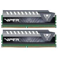 Модуль памяти для компьютера DDR4 32GB (2x16GB) 2400 MHz Viper Elite Patriot (PVE432G240C5KGY)