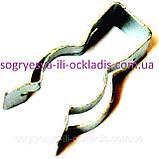 Клипса отопления метал.оцинк. монобитерм.теплообм.(фир.уп, Италия) Baxi, Roca, Westen, арт.5113650, к.с.4270, фото 3
